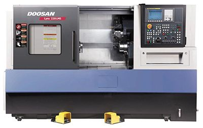 Doosan Lynx small